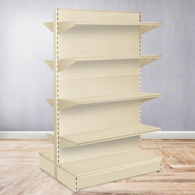 36 In. W X 84 In. H Sahara Beige Double Sided