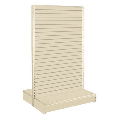 36 In. W X 72 In. H Sahara Beige Double Sided