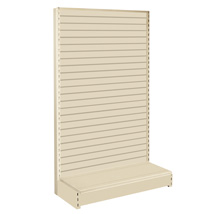 48 In. W X 84 In. H Sahara Beige Double Sided