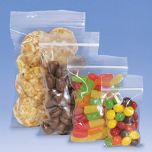 Resealable Bags- 3 X 5 - Box Of 1000
