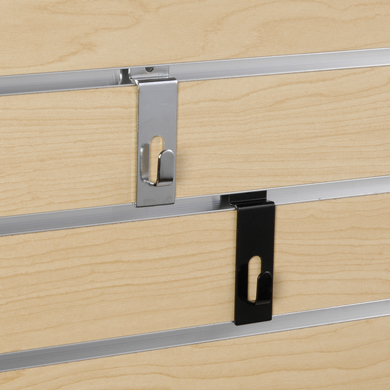 1 Inch Notch Peg Hook For Slatwall