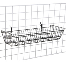 Grid Basket - 24 In. W X 5 In. D X 10 In. L