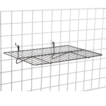 Straight Grid Shelf - 12 In. W X 24 In. L