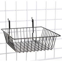 Grid Basket - 12 In. W X 4 In. D X 12 In. L