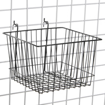 Grid Basket - 12 In. W X 8 In. D X 12 In. L