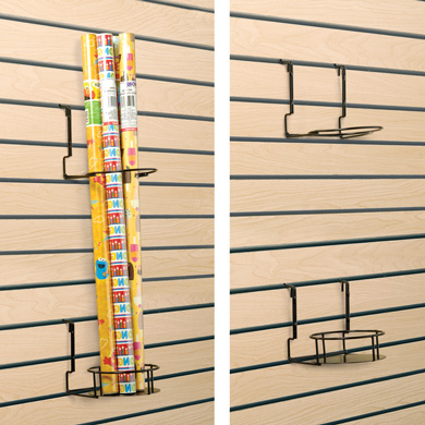 Vertical Display for Slatwall