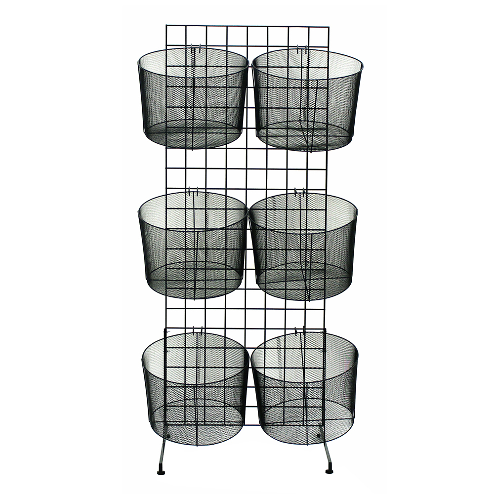 Grid Basket Display