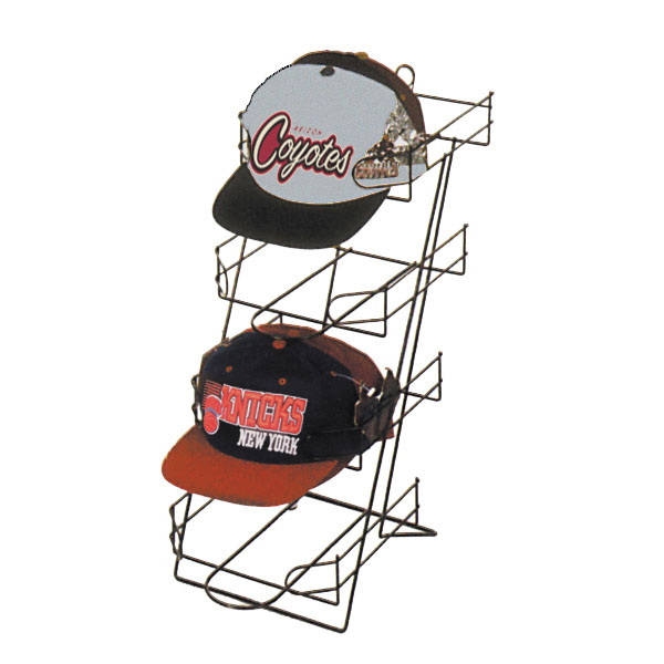 Counter Top Hat Display Rack