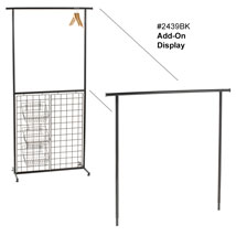 Portable Clothing Rack System - Add On