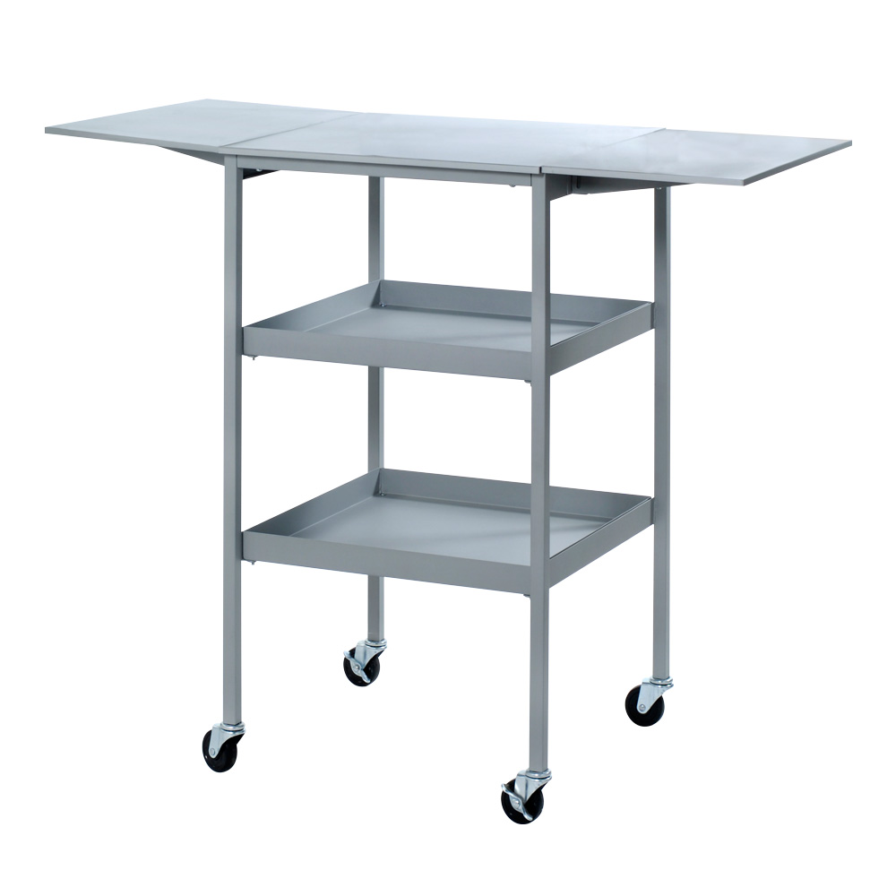 Mobile Processing Table With 31 1/2 In. Legs
