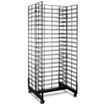 24 In. Slatgrid Gondola Display