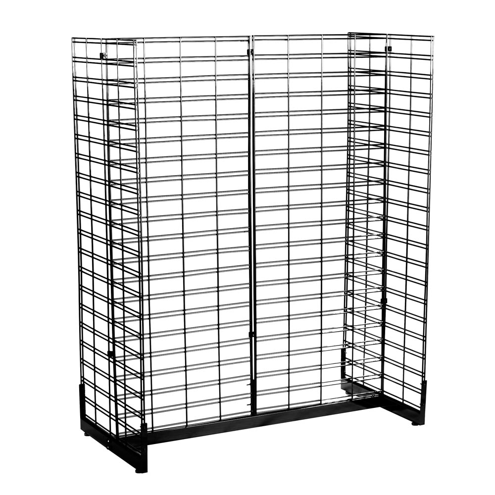 48 In. Slatgrid Gondola Display