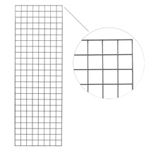 Wire Gridwall Panel 2 Ft. X 4 Ft.
