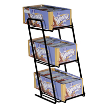 Countertop Boxed Candy Display Rack