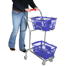 Browsing Basket Cart