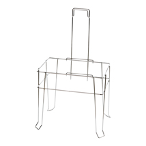 Optional Chrome Stand For 29151 Rolling Baskets