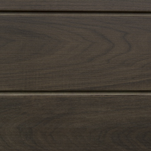 Walnut Wood Slatwall Panel - 2' H x 8' W