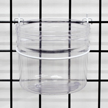 Gridwall Jar Display Set