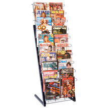20 Pocket Literature Display