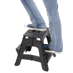 Two Step Folding Step Stool