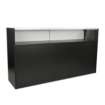Glass Counter Compact Display Showcase