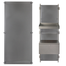 Di Simo Perforated Metal Insert For Outriggers