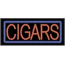 CIGARs LED Sign