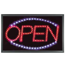 Premium Led Open Sign