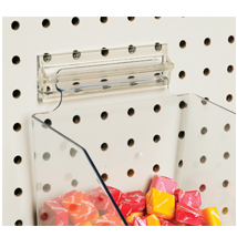 Pegboard Adapter For Acrylic Bin