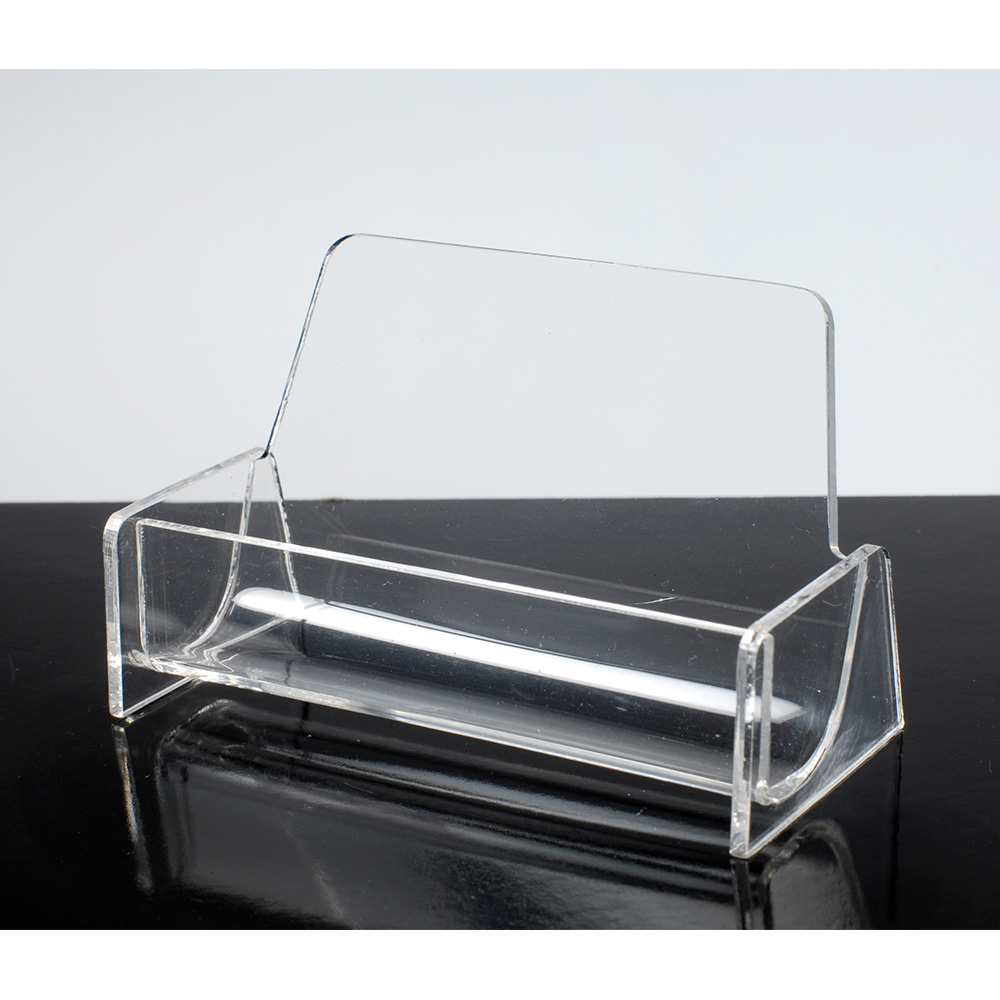 Acrylic Business Card Holder - Gift Card Holder