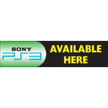 Sony PS3 Banners- Available Here