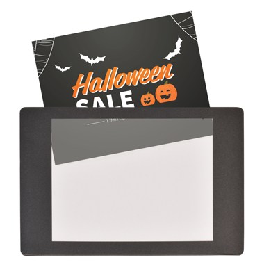 Countertop Mat With Window For 8 1/2 X 11 Sign