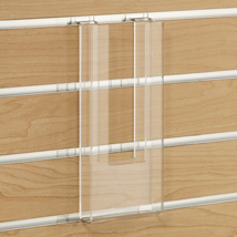 Acrylic Brochure Holder For Slatwall
