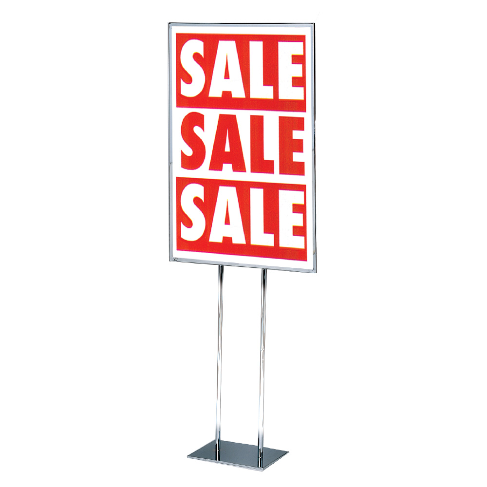 Sign Holders: Poster Sign Holders | Specialty Store Services