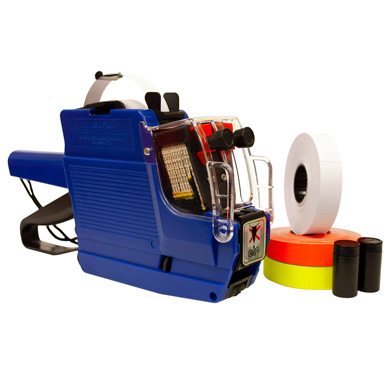 Two Line Price Gun Labeler Combo Pack