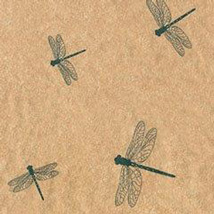 20 in. x 30 in. Dragonfly Tissue Paper - 240 Sheets