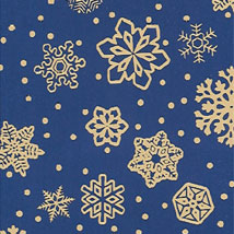 Sparkling Snowflake Gift Wrap Roll