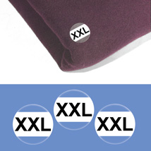 Size Xxl Self Adhesive Size Labels