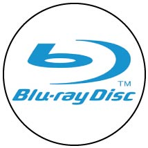 Blu-ray DVD Labels