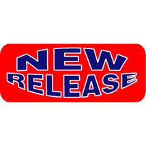 NEW Release Rectangular Label
