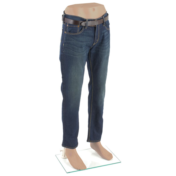 Plastic Male Pant Form