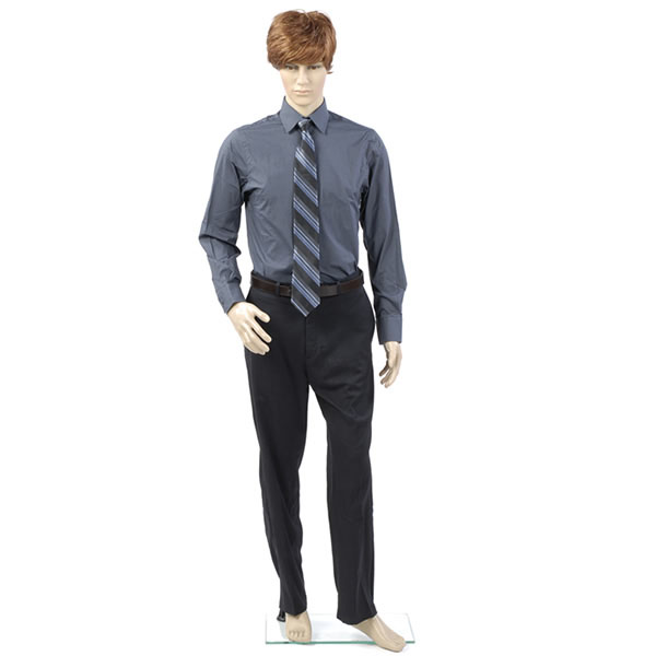 Male Mannequin, Right Arm Bent