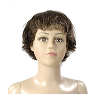 WIG for Boy Child Mannequin