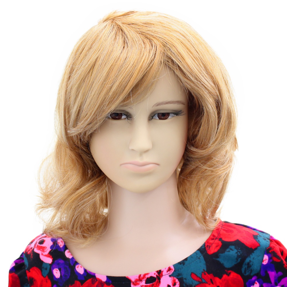 Wig For Girl Child Mannequin
