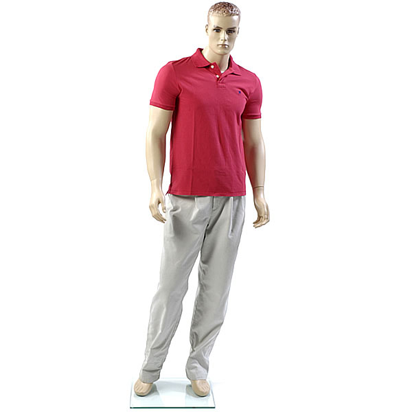 Male Mannequin - Arms At Sides