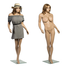 Female Mannequin - Well Endowed