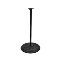 Black Cast Iron Stand for Vending Machines