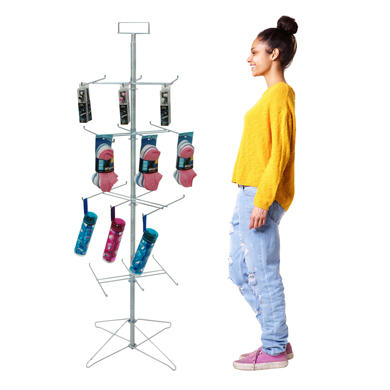 4 Tier Peg Spinner