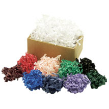 Crinkle-Cut Decorative Shred Tissue 10 Lbs.