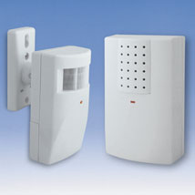 Motion Activated Wireless Door Chime Alert